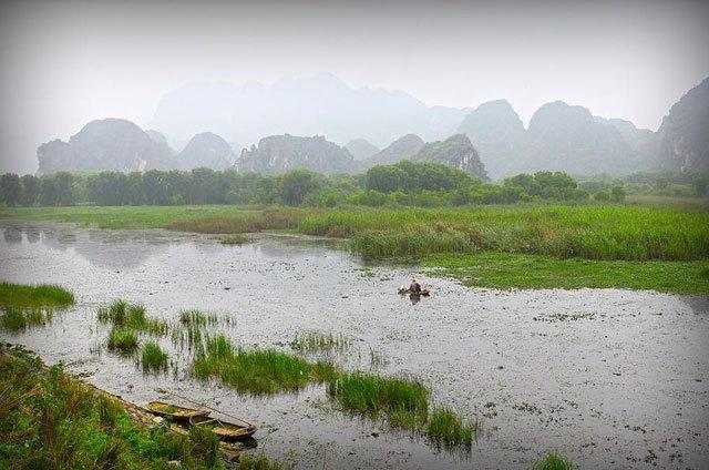 Van Long - KenhGa - Camellia Hotel - Ninh Binh